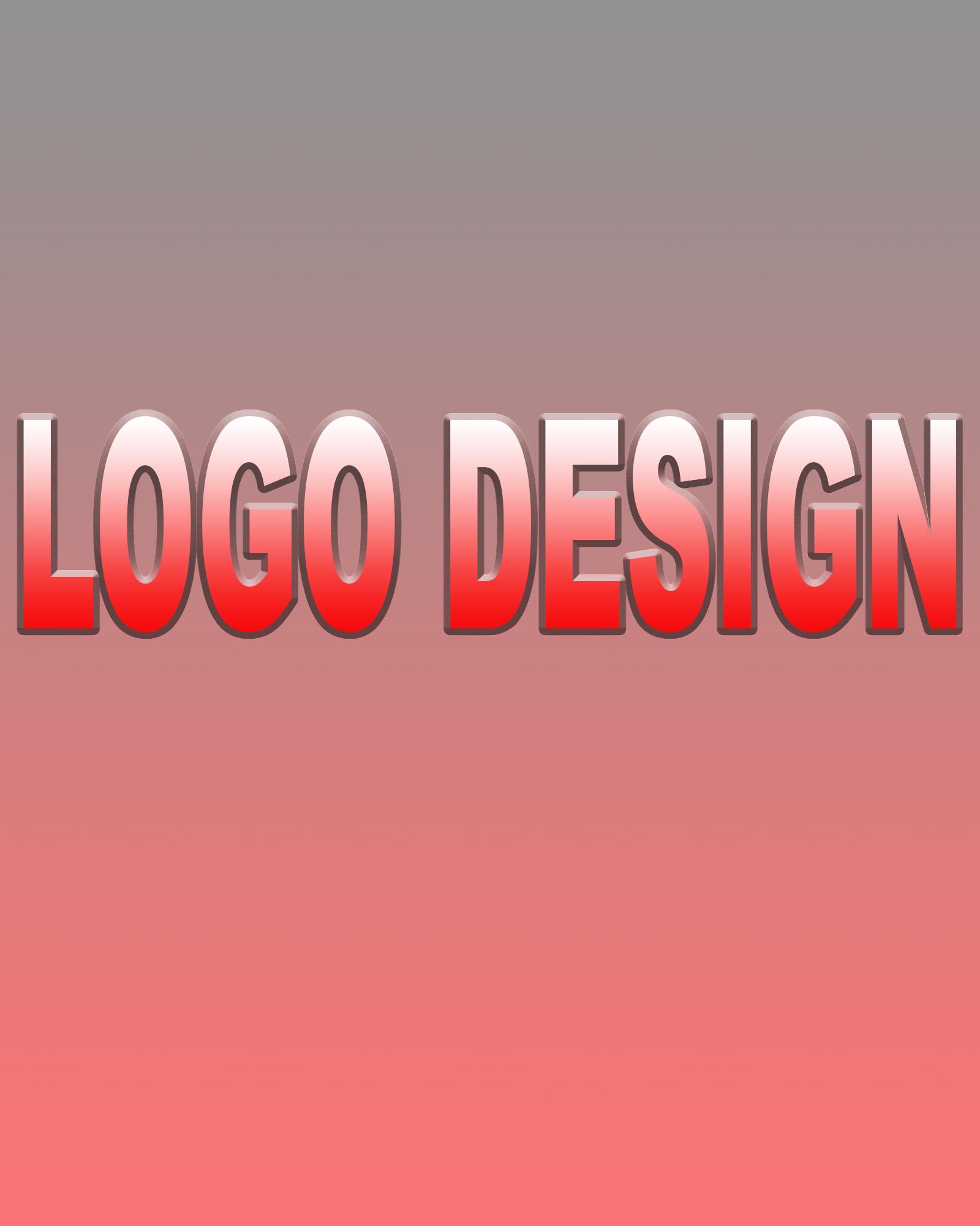 Do A Custom Logo OR Raster to Vector