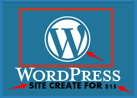 Create Awesome WordPress responsive Website With 10 GB Bandwith