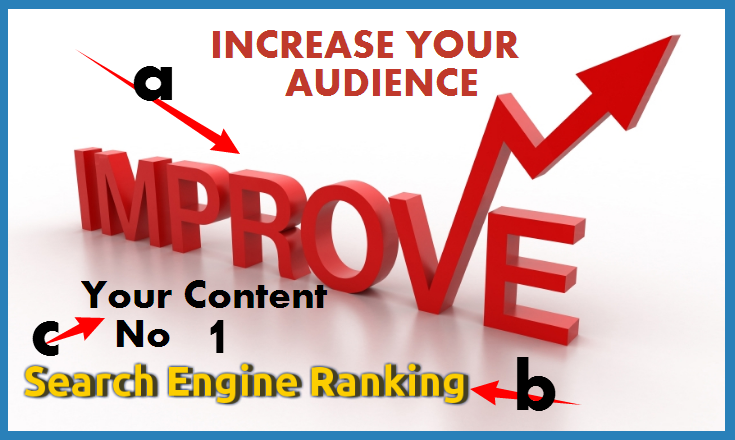 Improve seo ranking With 500000 audience  on youtube