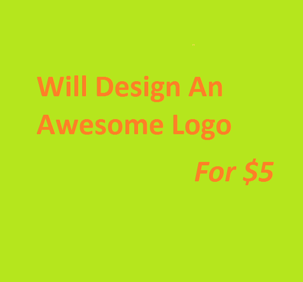 Design an awesome logo