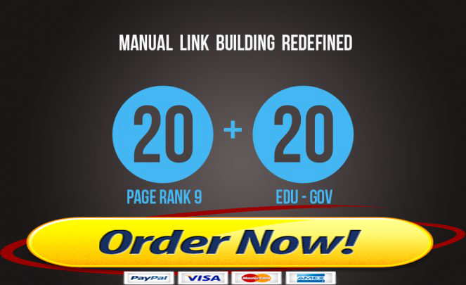 I give you 20+Edu&Gov Manual link Building Pr9&Pr8