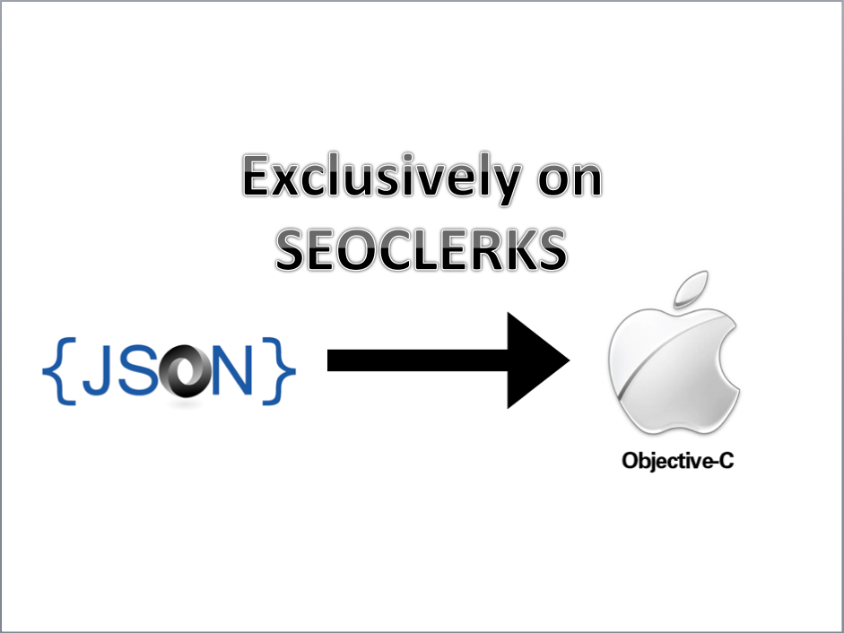 write Objective C Code to parse JSON file