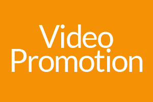 Professional video marketing campaign - Pack 200