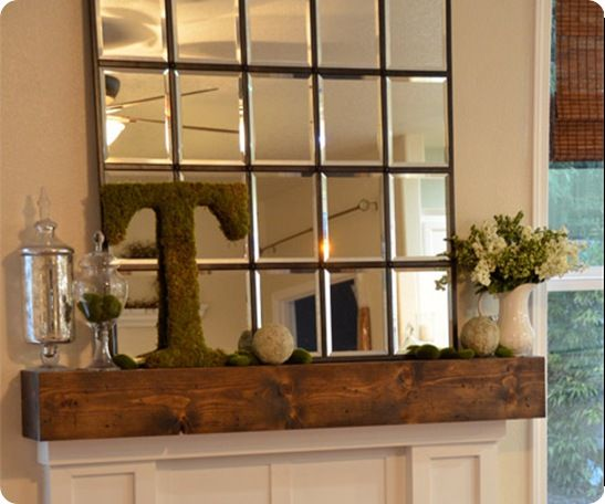 How to Build a Fashionable Multi-panel Mirror