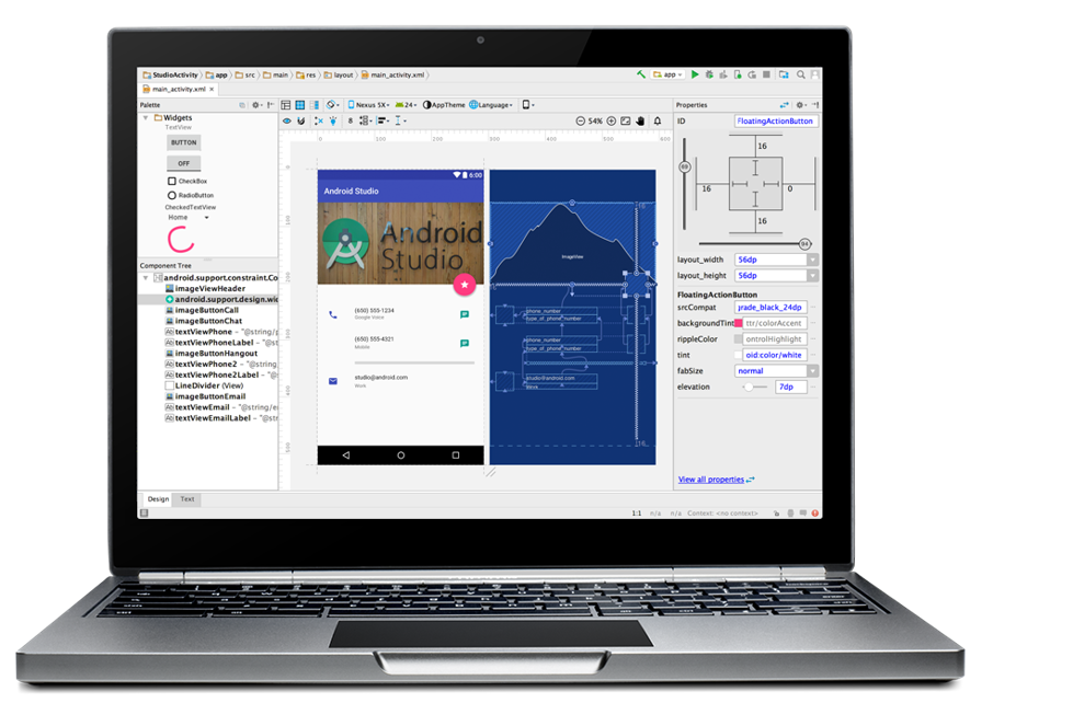 convert your website into android apps