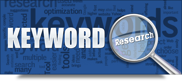 Professional Keyword Research / Competitor Research / Website Audit