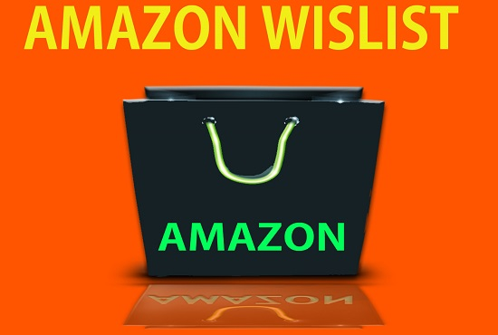 provide you 750 wishlist real and manually