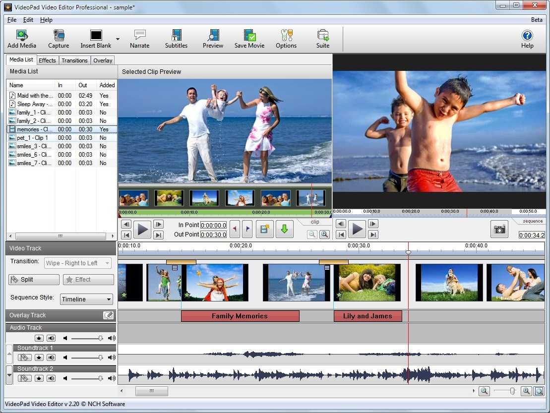 edit Your Video professionally in Various Softwares