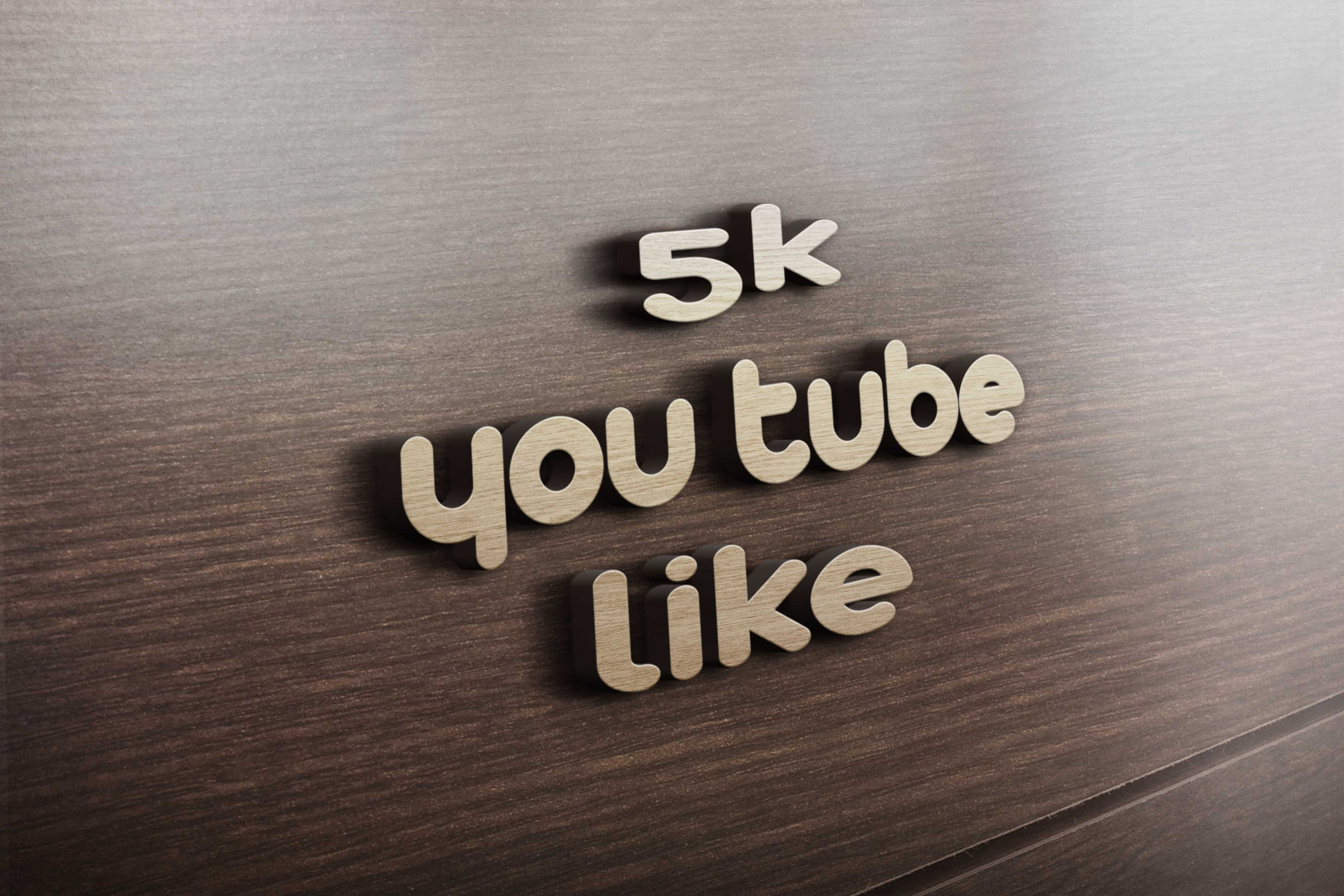 5k manually you tube likes or 50k like4like points only for