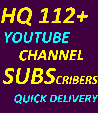 MANUALLY  1000+Non drop youtub,e CHANNEL subscribersUSA,UK,FRANCE,GARMAY,ITALY FORM  QUICK delivery