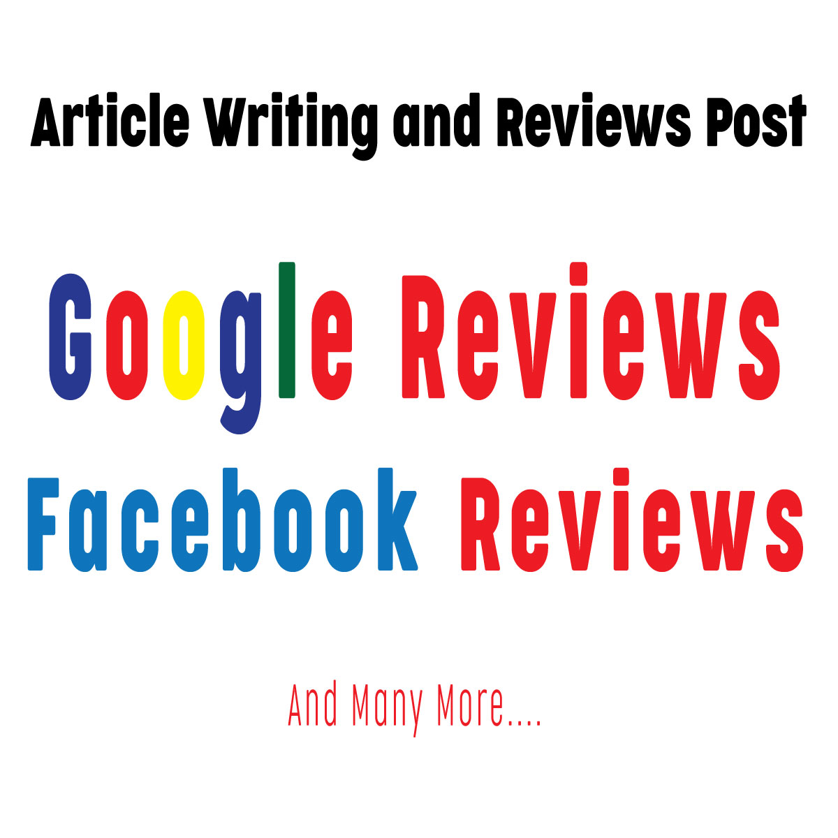 Article Writing and Reviews Post on local listing to help SEO