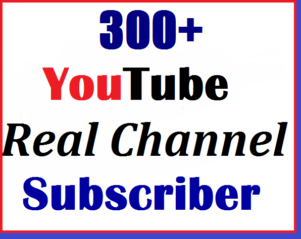350+ youtube subscriber non drop refill guaranteed just