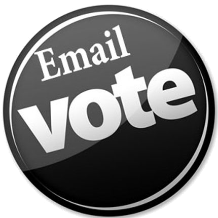 100 Signup or registration with email confirm votes