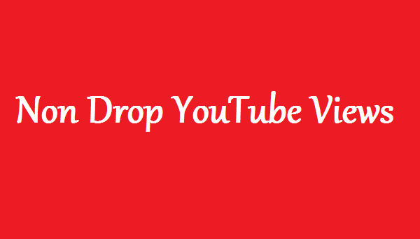 Get Nondrop 5000 Youtube Views Supper fast delivery