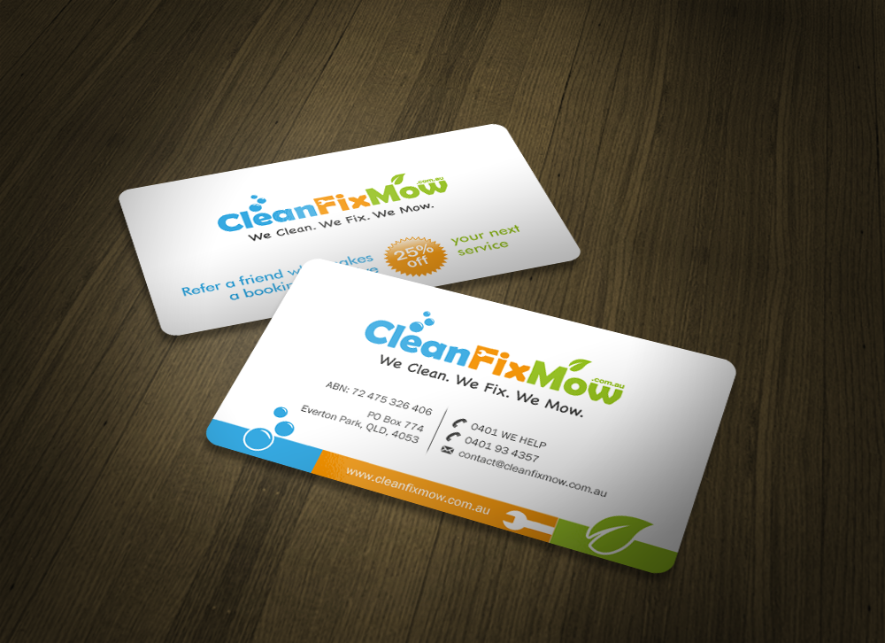 GET Amazing BUSINESS Card Within 24 Hours