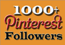 1000+ Real Worldwide Pinterest Followers