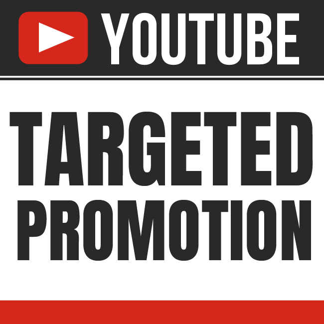 YouTube Targeted Promotion