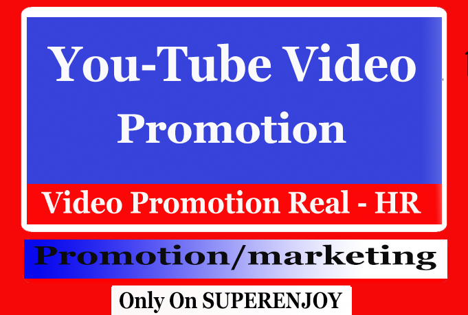 SEO for Youtube videos Promotion