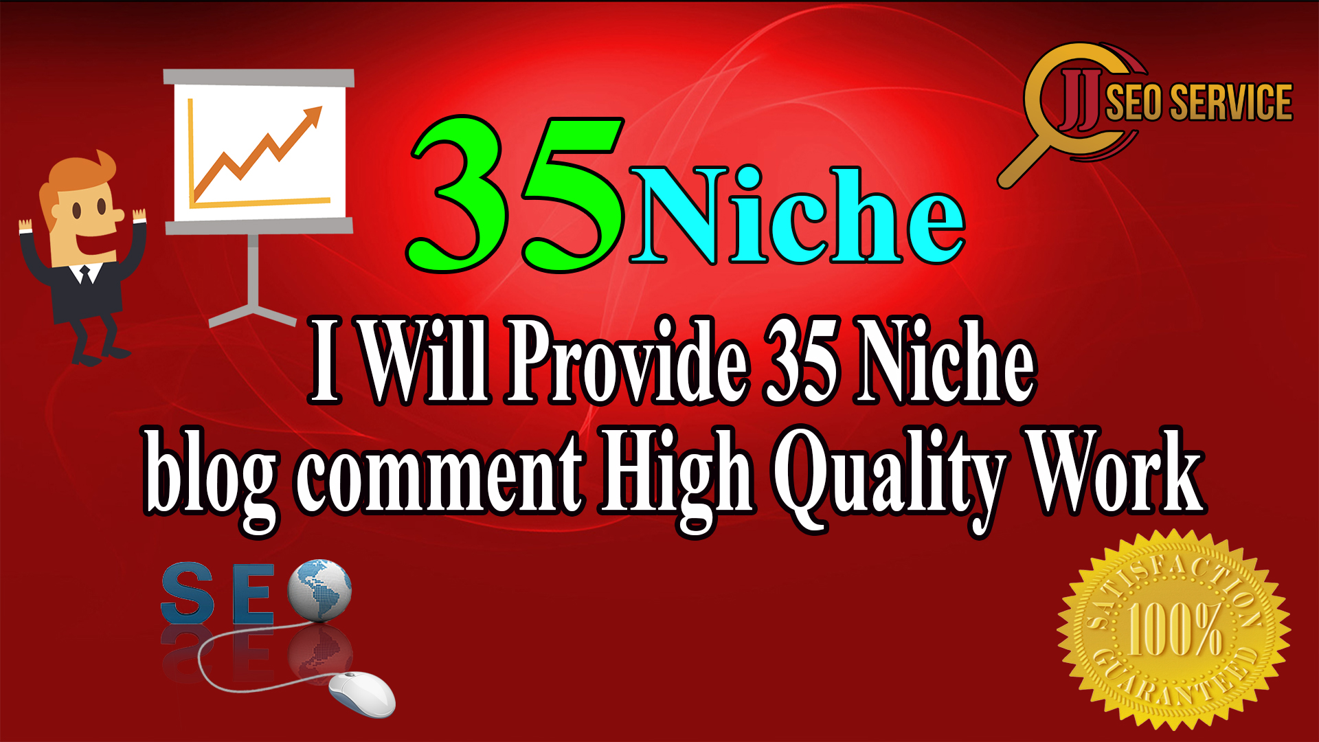 I Will Do 35 Niche Relevant Blog Comment Service .We Work Hard For Your Success .The Order Now Button For Manual Blog Commenting Service For High PR.