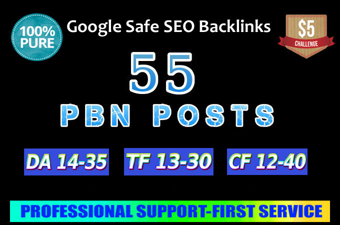 Do 55 High Quality Dofollow Pbn Backlinks