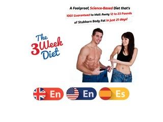 3week diet world Sponsored Blog Review