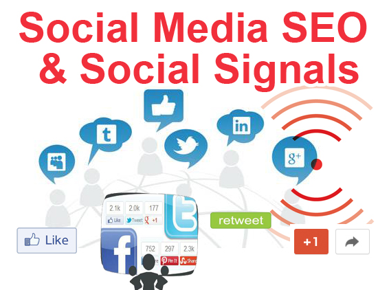 3100+ most social signals From best top 4 social media sites