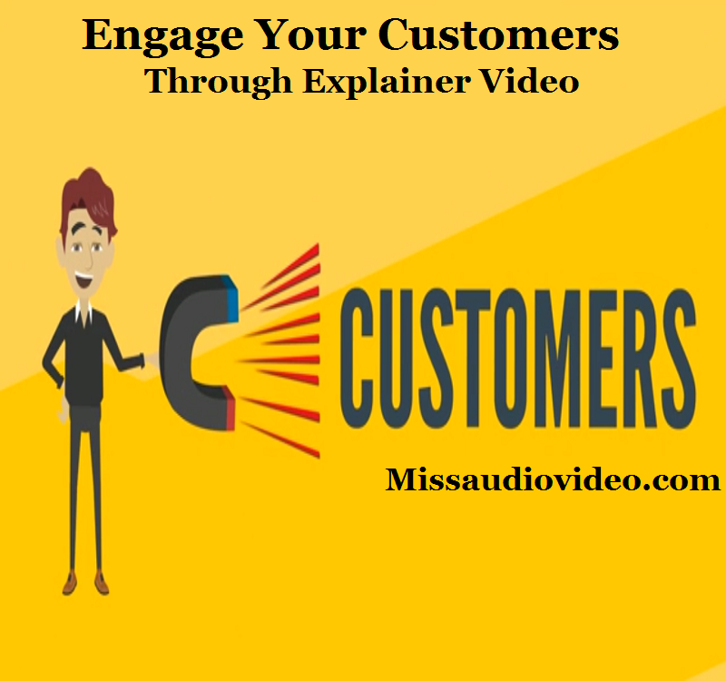 I can Create a professional and eye catching 30 second explainer video Full HD