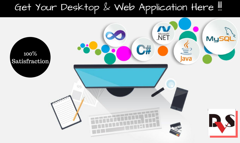 Develop Your Desktop Software Application