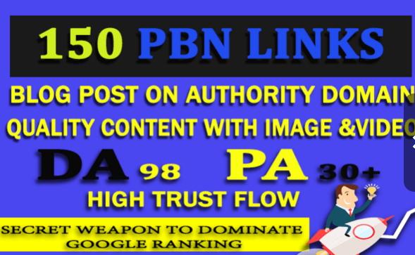 Build 150 PBN Link With Trust Flow