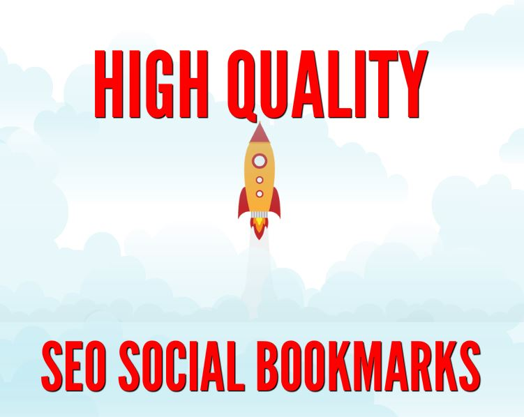 PREMIUM 1000 SEO Social Bookmarks to improve your web...