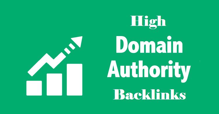 I Will Manually Create 25 High Domain Authority Seo Backlinks