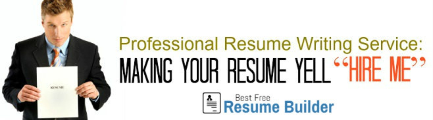 free professional resume writing services