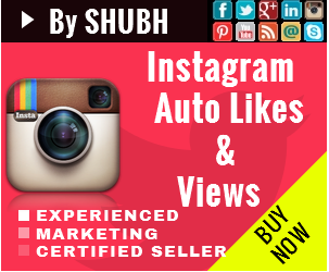 Add 300 Instagram Auto Likes And Views for future post