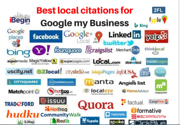 will do Top 50 local citations with Google my Business