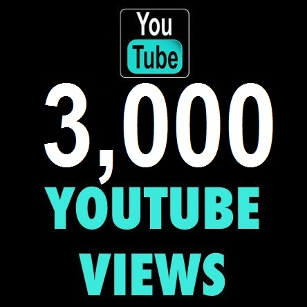 Super Fast 2000 YouTube views in less 48hours