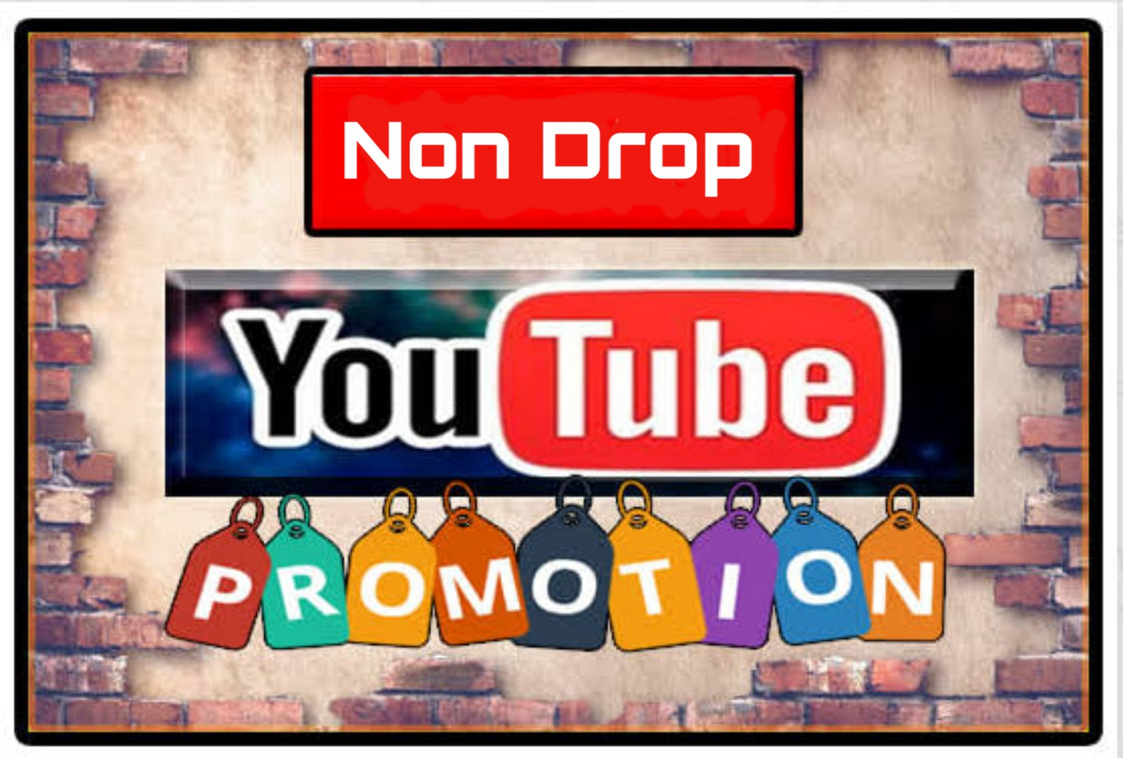 Guaranteed Youtube promotion Fast Non Drop