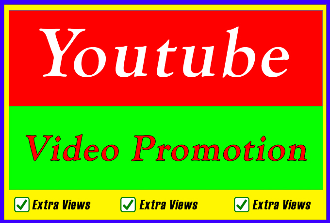 Best Youtube Video Promotion and Marketing