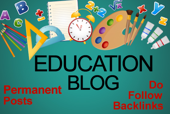 Write & publish Guest post on quality Education blog
