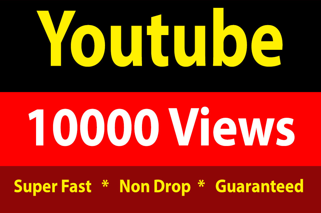 10000  High Quality Vieews Fully Safe Lifetime Guarantee