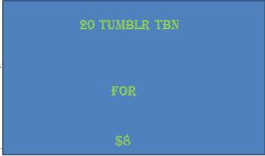 20 Permanent Tumblr PBN blog posts DA99+ and PA28+