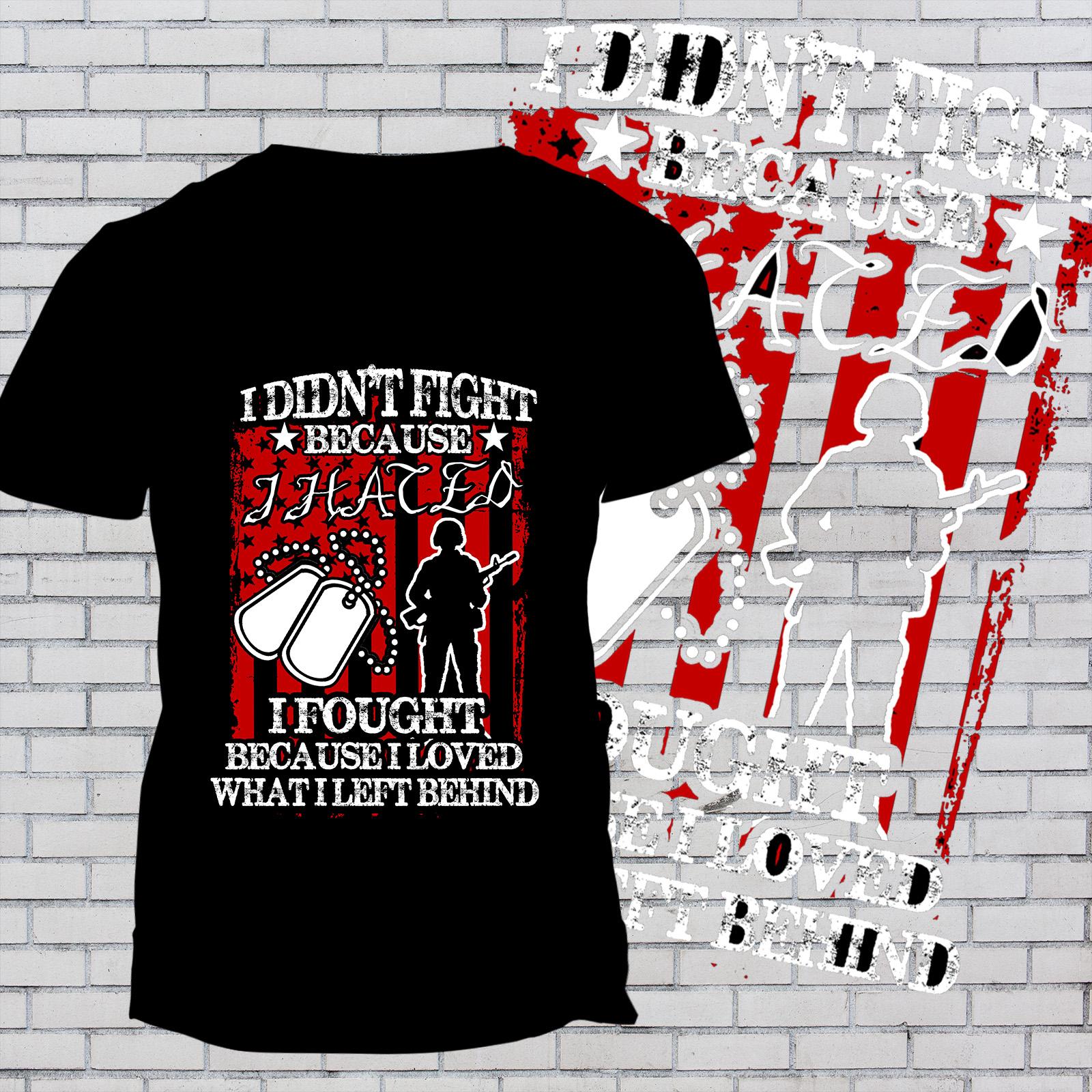 Get Custom Design T-shirt Unlimited Revision