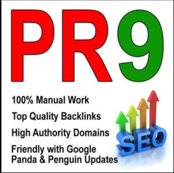 I Manually Create 40 PR9 Authority Profile Backlinks