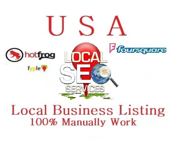 I well Create 42 Live Local Citations for Local Business Listing