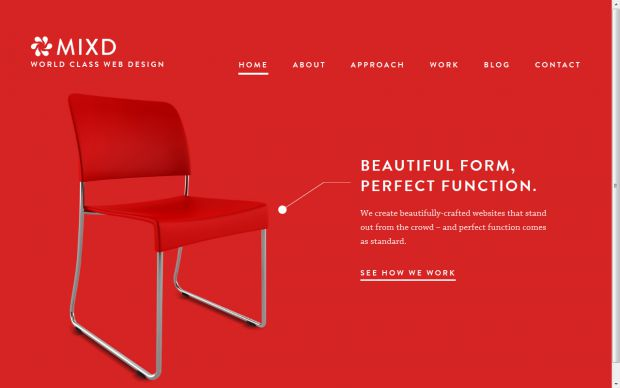 Design A Landing Page Or Any Kind Of Responsive Website with little cost.