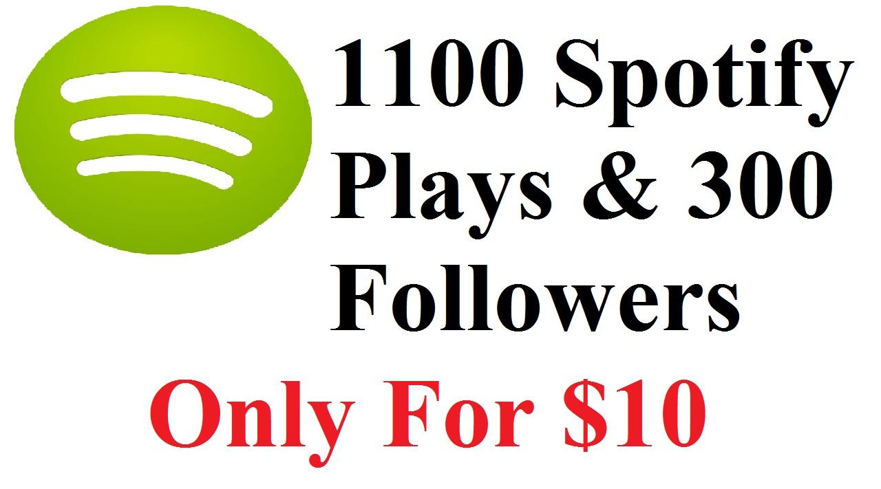 spotify 2000 followers spotify playlist or artist profile
