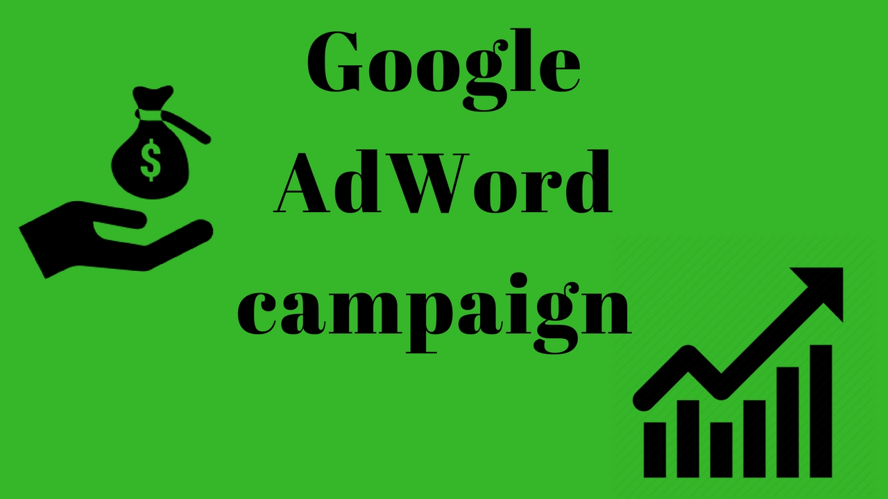 Create Google AdWords Campaign For Your Business