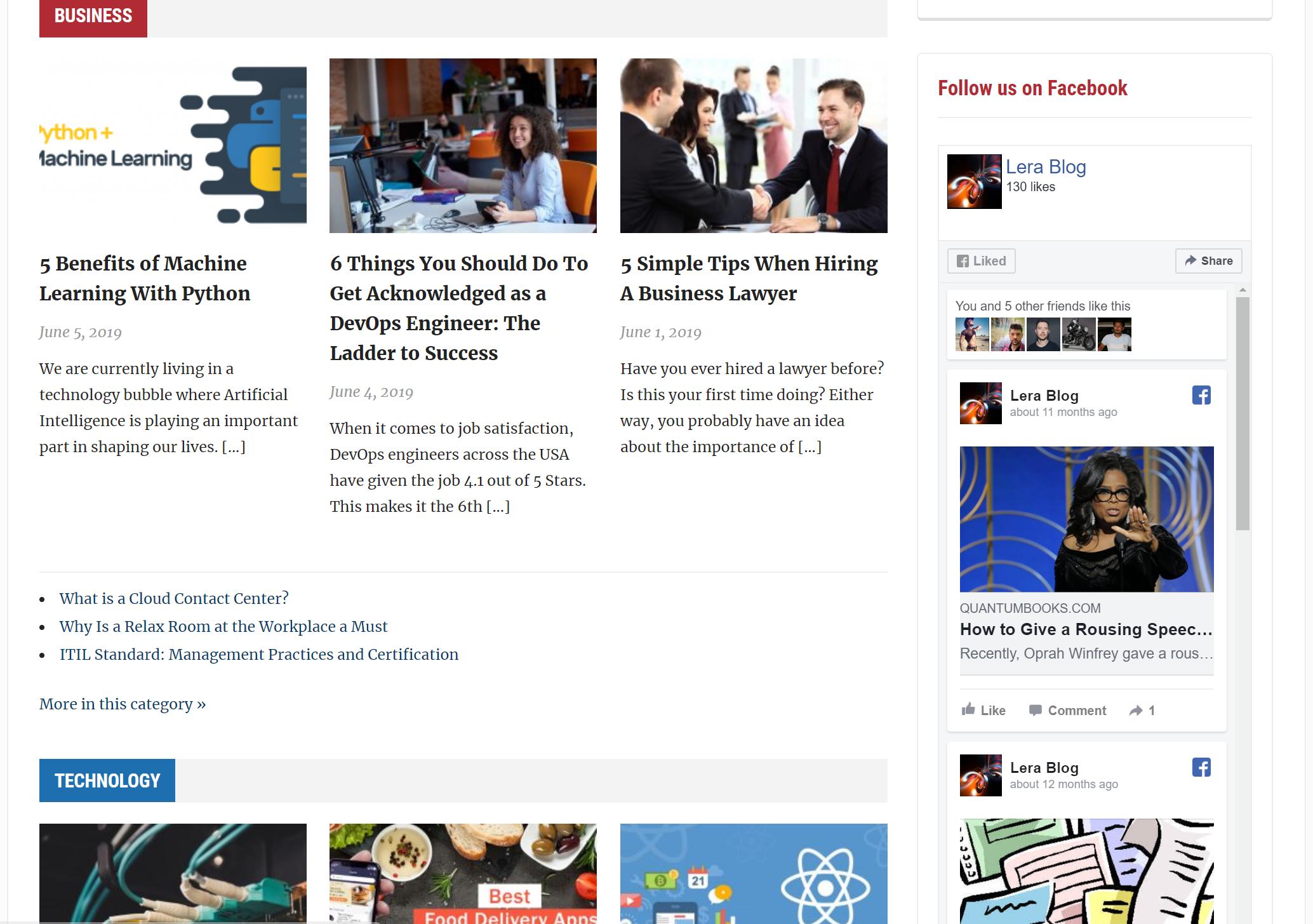 LERABLOG.ORG - Blog posting - DA 54, 23K Alexa,10 y/o domain