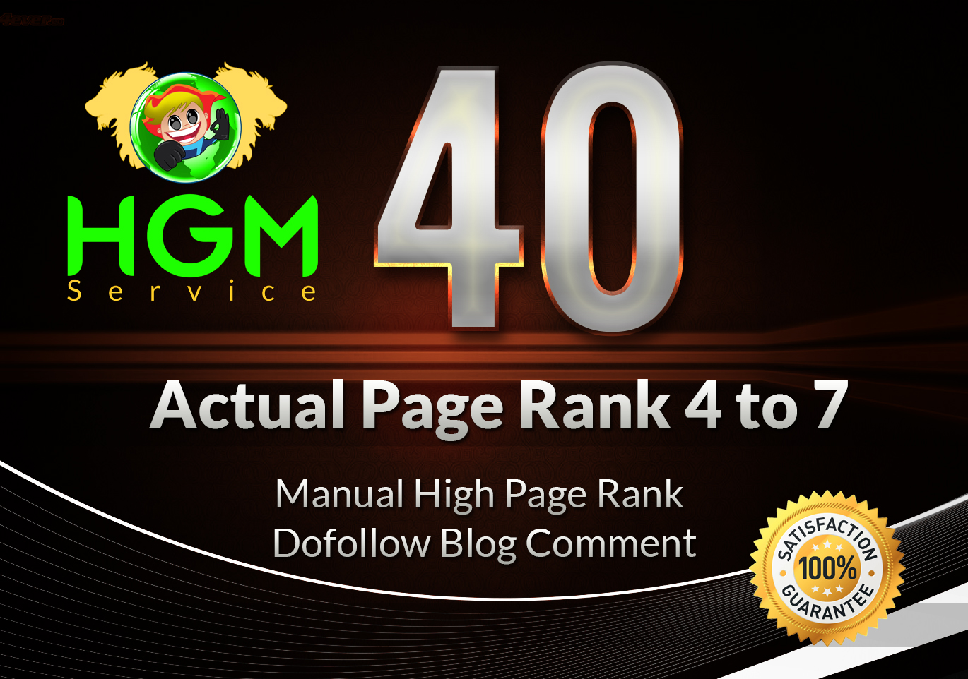 I will provide 40 high DA PA Moz authority Do Follow Approve Blog comment