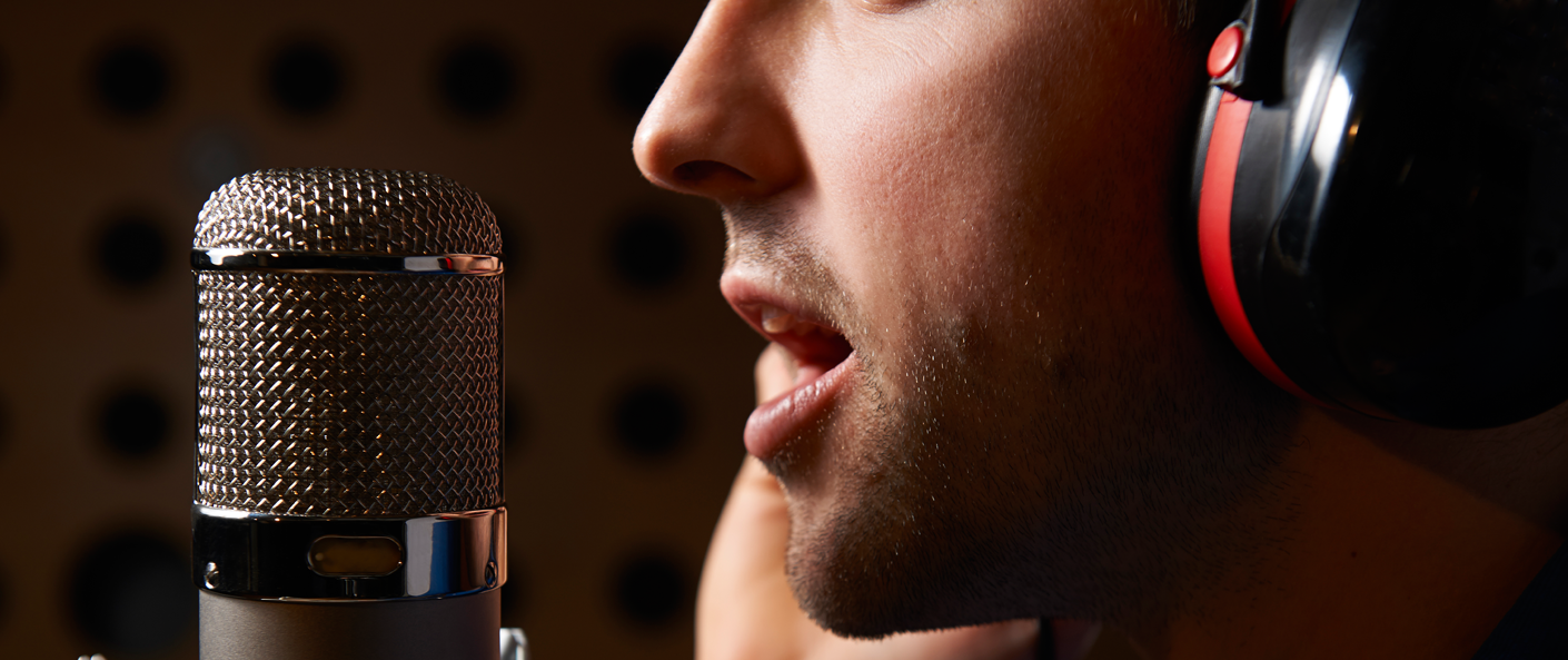 Record a professional British Male voice over of 200 words in 24 hours