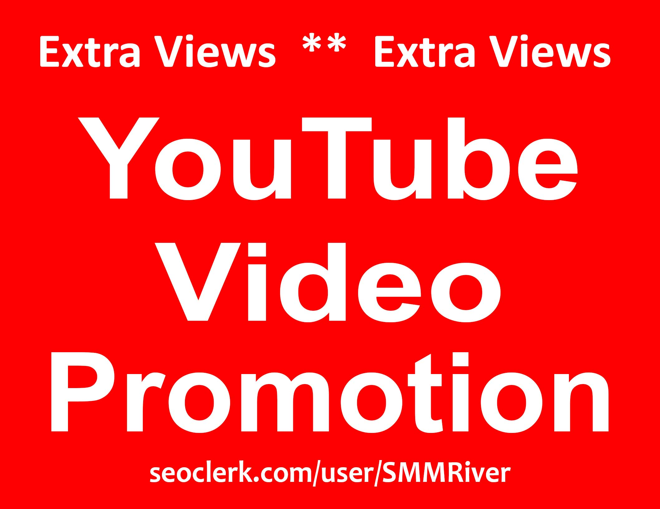 YouTube Video Promotion Active Users Guarantee
